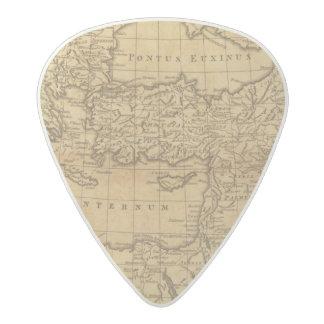 Rome 6 acetal guitar pick