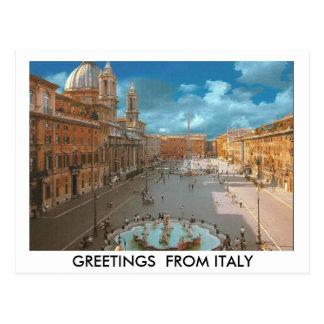 ROME 7 (Mojisola A Gbadamosi - Okubule) Postcard