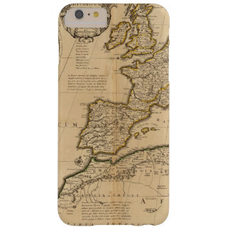 Rome and Eastern Hemisphere Barely There iPhone 6 Plus Case