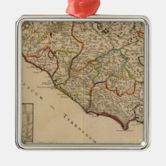 Rome and Italy Metal Ornament