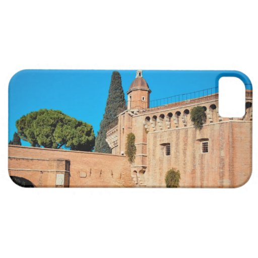 Rome architecture iPhone 5 covers