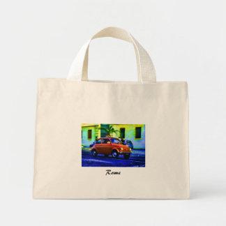 Rome Mini Tote Bag
