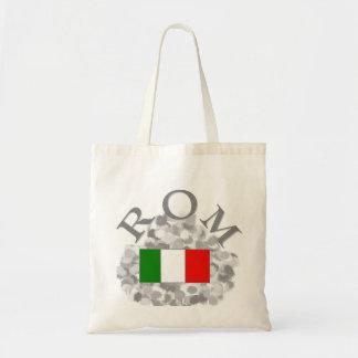Rome Budget Tote Bag