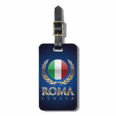 Rome Bag Tag
