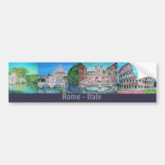 Rome - Bumper Sticker