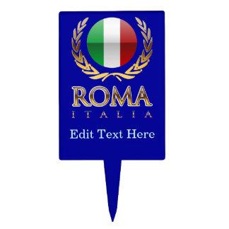 Rome Cake Topper