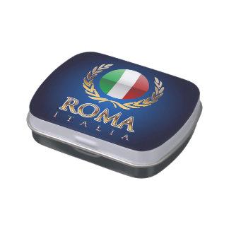 Rome Candy Tin