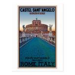 Rome - Castel Sant'Angelo Postcard