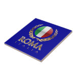 "Rome Ceramic Tile<br><div class=""desc"">Rome, Italy 
