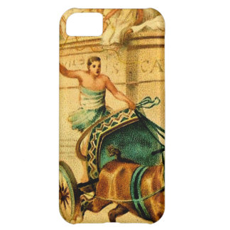 Rome Chariot Race Case For iPhone 5C