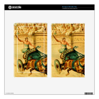 Rome Chariot Race Skins For Kindle Fire