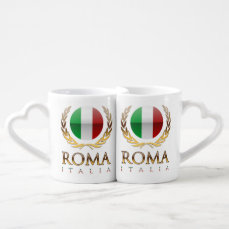 Rome Coffee Mug Set