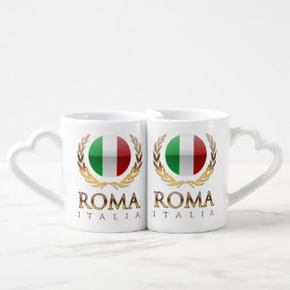 Rome Coffee Mug Set