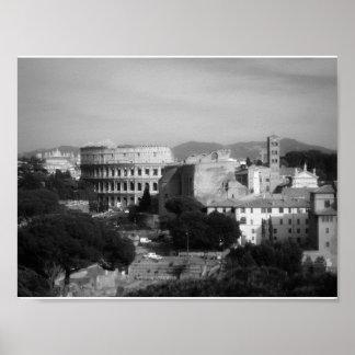 Rome Coliseum Print