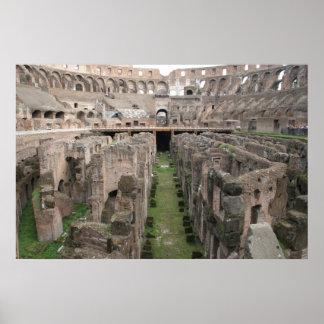 Rome Coliseum Posters