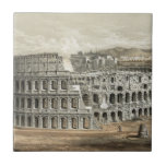 ''Rome Coliseum'' tile