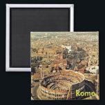 "Rome coloseum magnet<br><div class=""desc"">rome magnets</div>"