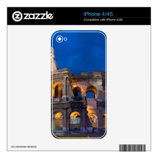 ROME COLOSSEUM 2 SKIN FOR THE iPhone 4S