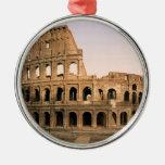ROME COLOSSEUM CHRISTMAS TREE ORNAMENTS