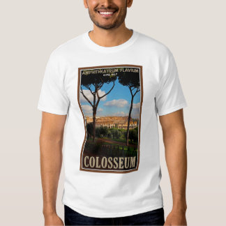 Rome - Colosseum from Palatine Hill Shirt