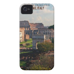 Rome - Colosseum from the Forum Case-Mate iPhone 4 Cases
