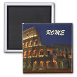 rome colosseum MAGNEgeratoT Refrigerator Magnets