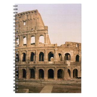 ROME COLOSSEUM NOTEBOOK