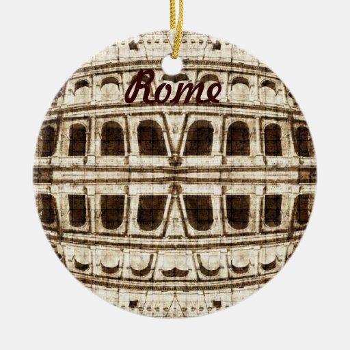 Rome, Colosseum ornament