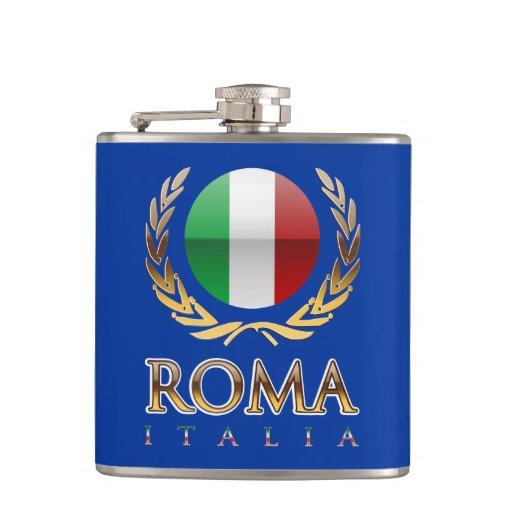 Rome Hip Flasks