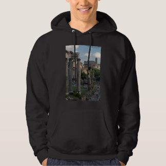 Rome - Forum Colosseum View Hooded Sweatshirt