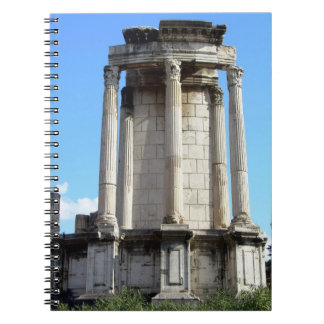 Rome (Forum Ruins) Notebook