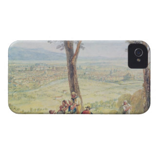 Rome from Monte Mario, c.1818 (w/c over pencil on iPhone 4 Cover