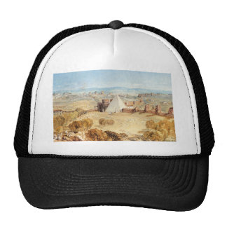 Rome From Monte Testaccio by William Turner Trucker Hat