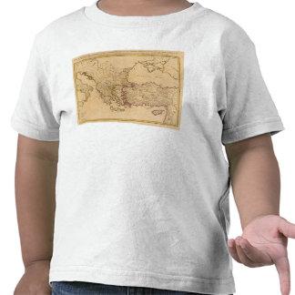 Rome Greece Turkey 2 T Shirt