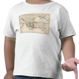 Rome Greece Turkey 3 Shirt
