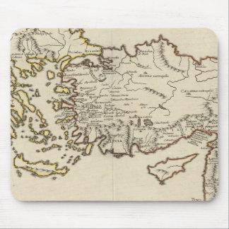 Rome, Greece, Turkey Mouse Pad