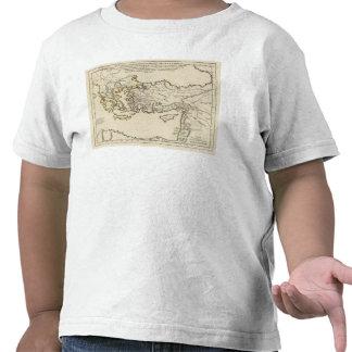 Rome Greece Turkey T Shirt