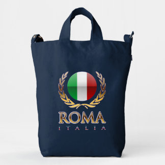 Rome Duck Canvas Bag