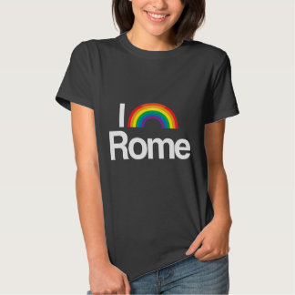 ROME - I LOVE PRIDE - -.png T-Shirt