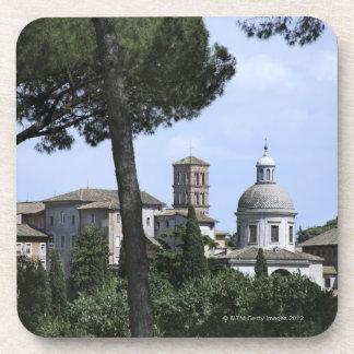 Rome, Italy 3 Coaster