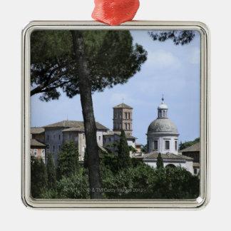 Rome, Italy 3 Christmas Tree Ornaments