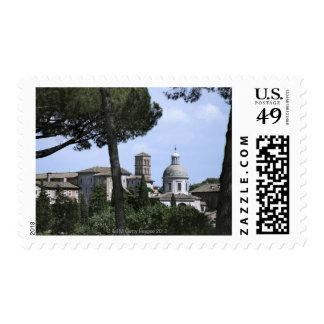 Rome, Italy 3 Postage