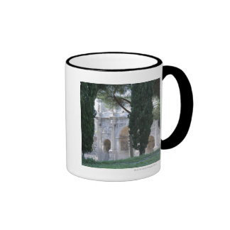 Rome, Italy 4 Ringer Coffee Mug