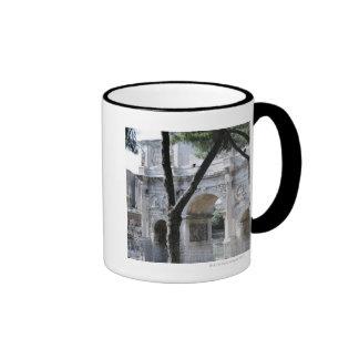 Rome, Italy 5 Ringer Coffee Mug