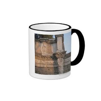 Rome, Italy 6 Ringer Coffee Mug
