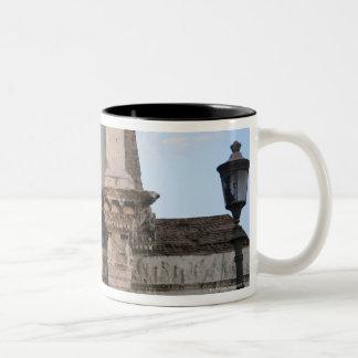 Rome, Italy 6 Two-Tone Coffee Mug