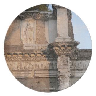 Rome, Italy 6 Party Plates
