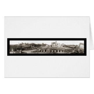 Rome, Italy Arch Photo 1909 Card