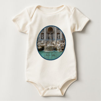 ROME Italy Baby Bodysuit