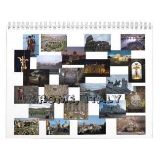 rome, italy calendar
